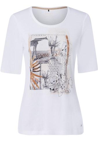 Olsen Print-Shirt, mit Giraffendruck kaufen