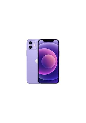Apple Smartphone »iPhone 12 64 GB Violett«, (, 12 MP Kamera) kaufen