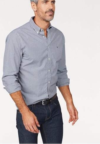 TOMMY HILFIGER Langarmhemd »CORE CHECK SHIRT« kaufen