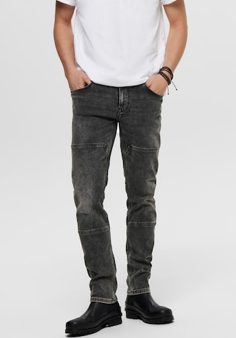 ONLY & SONS Slim - fit - Jeans »LOOM SLIM ZIP« kaufen