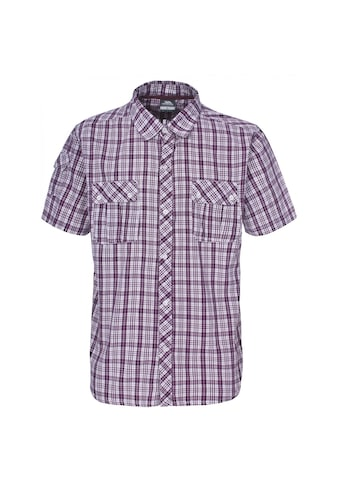 Trespass Kurzarmhemd »Herren Tolpis Freizeit-Hemd, kurzärmlig« kaufen
