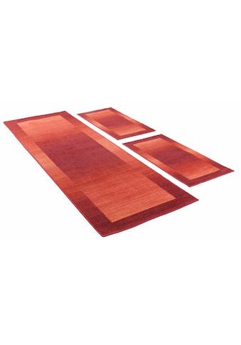 THEKO Bettumrandung »Gabbeh Ideal«, Bettvorleger, Läufer-Set für das Schlafzimmer, mit... kaufen