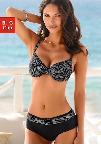 KangaROOS Bügel-Bikini, mit höher geschnittener Hose kaufen