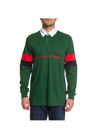DC Shoes Langarm-Poloshirt »Dinsmore« kaufen