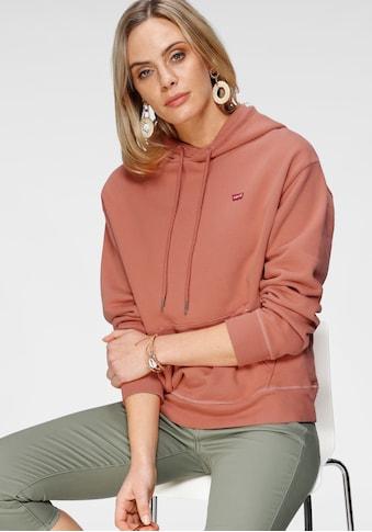 Levi's® Kapuzensweatshirt »Standart Hoodie«, mit Markenlogo kaufen