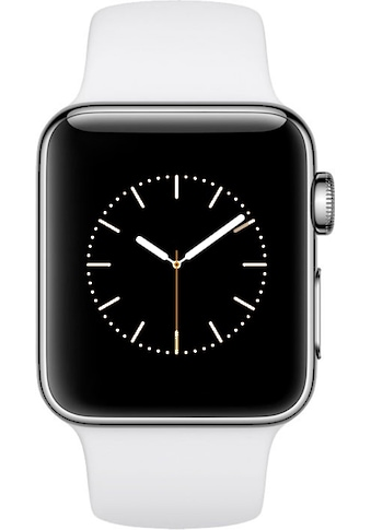 Watch Series 2, Edelstahlgehäuse, 38 mm, Sportarmband, Apple kaufen