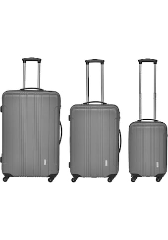 """Packenger Trolleyset """"Torreto"""", 4 Rollen, (3tlg.) kaufen"""