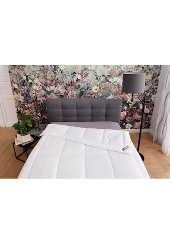 my home Kunstfaserbettdecke »Maret«, leicht, Füllung Polyester, Bezug Polyester, (1... kaufen
