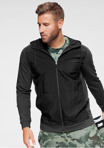 Nike Sweatjacke »Fleece Full - zip Training Hoodie« kaufen