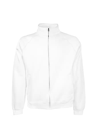 Fruit of the Loom Nickijacke »Herren Sweatjacke« kaufen
