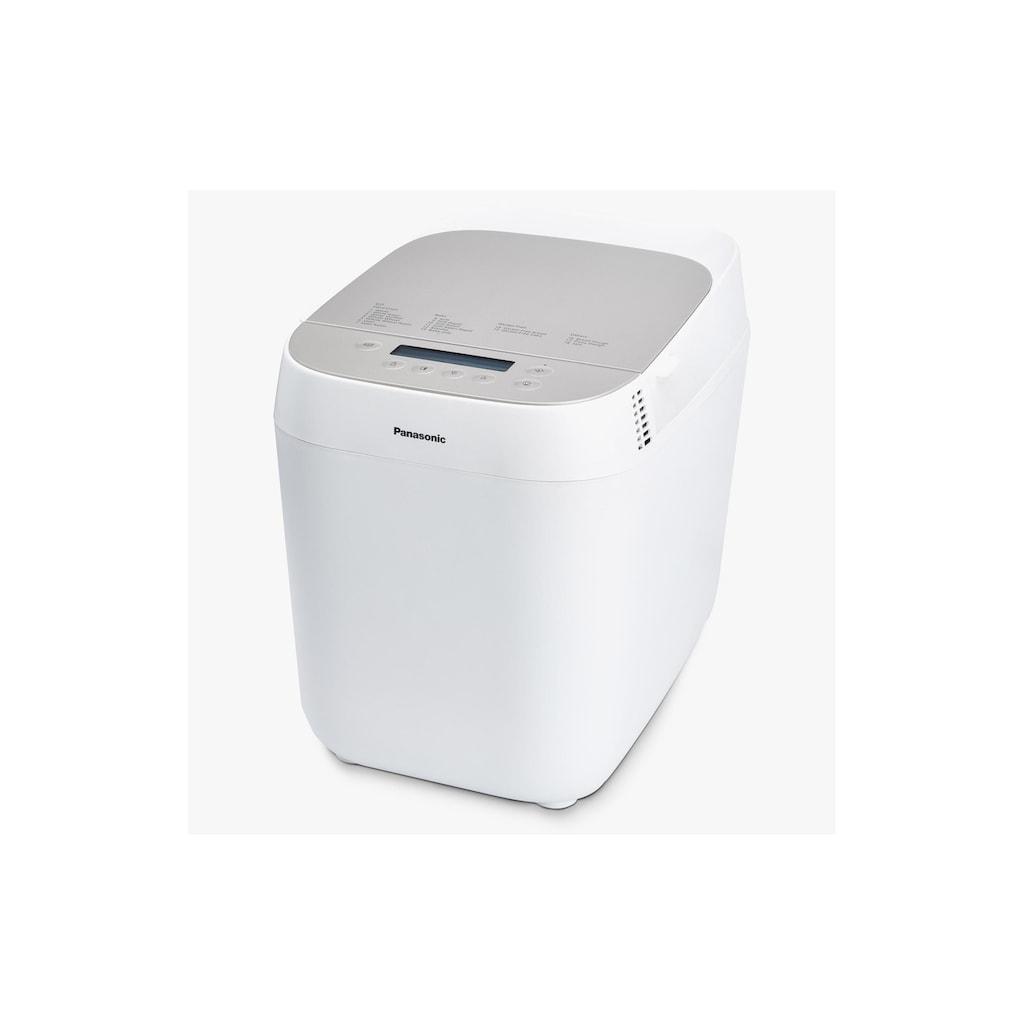 Panasonic Brotbackautomat »»SD-ZP2000WXA Weiss««
