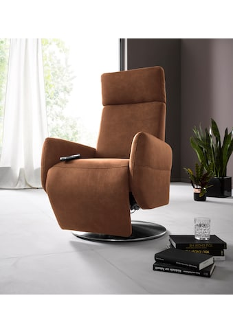 Places of Style Relaxsessel »Kobra«, in Grösse M, wahlweise mit Motor und Aufstehhilfe kaufen