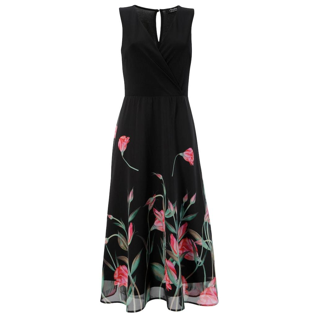 Aniston SELECTED Sommerkleid, mit floralem Druck