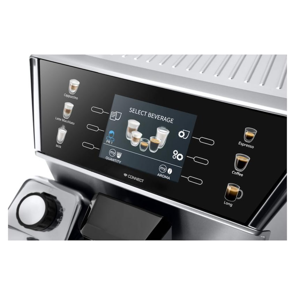 De'Longhi Kaffeevollautomat »PrimaDonna Class ECAM550.85.MS«