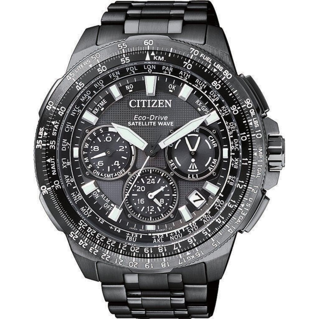 Citizen Funkchronograph »CC9025-51E«, mit Satellite Timekeeping System