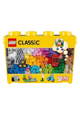 LEGO® Konstruktionsspielsteine »Grosse Steine-Box (10698), LEGO® Classic«, (790 St.),... kaufen