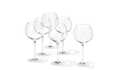 LEONARDO Rotweinglas »Leonardo Rotweinglas Cheers, Burgun«, (6 tlg.), geeignet für... kaufen
