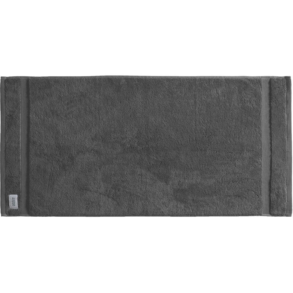 SCHÖNER WOHNEN-Kollektion Handtücher »Cuddly«, (2 St.), in unterschiedlichen Farben