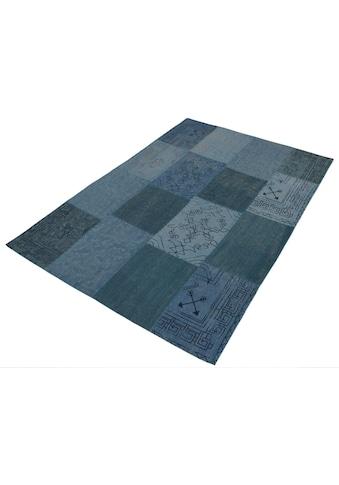 Teppich, »Cardainn 300«, calo - deluxe, rechteckig, Höhe 10 mm, handgewebt kaufen