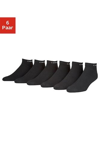 Calvin Klein Sneakersocken (6 Paar) kaufen