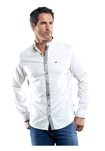 Engbers Hemd mit stylischer Knopfleiste kaufen