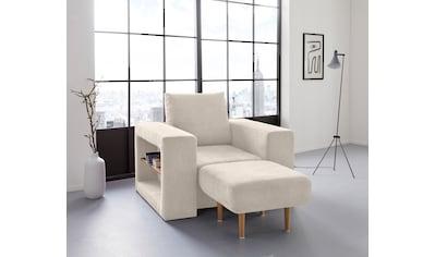LOOKS by Wolfgang Joop Sessel »Looksvb«, Verwandlungssessel: aus Sessel wird Sessel... kaufen