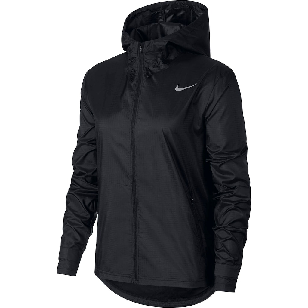 Nike Laufjacke »WOMENS ESSENTIALS JACKET PLUS SIZE«