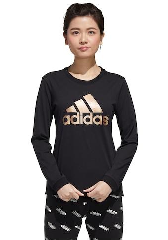 adidas Performance Langarmshirt »W U - B - U LONGSLEEVE TEE« kaufen