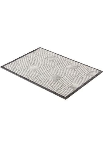 SCHÖNER WOHNEN-Kollektion Fussmatte »Manhattan 004«, rechteckig, 7 mm Höhe,... kaufen