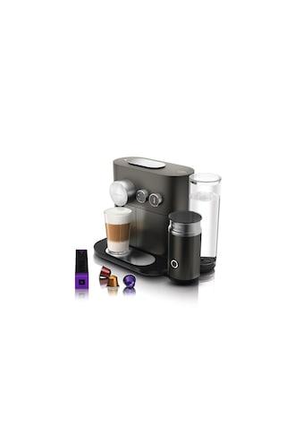 Nespressomaschine, Delonghi, »Expert&Milk EN355.GAE, Anthrazit« kaufen