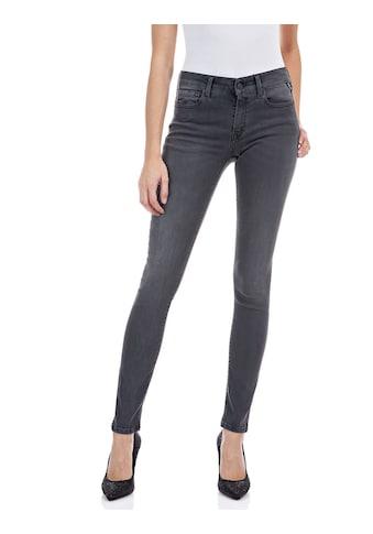 Replay Skinny-fit-Jeans »New Luz«, im 5-Pocket-Style kaufen