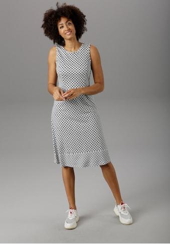 Aniston SELECTED Sommerkleid, mit modischer Bordüre kaufen