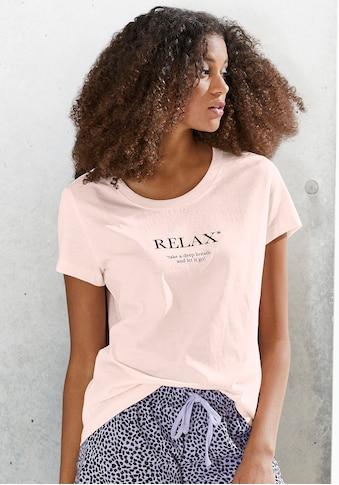 Vivance Dreams T-Shirt, mit leicht tailliertem Schnitt kaufen