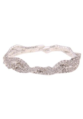 leslii Armband »Sofia, 260118303«, mit Strasssteinen kaufen