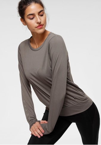 Ocean Sportswear Langarmshirt »Yoga LS Loose Fit« kaufen