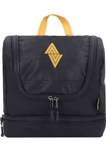 NITRO Kulturbeutel »Travel Kit, Goldfarbenen Black«, zum Aufhängen kaufen