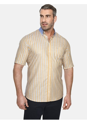 Charles Colby Kurzarmhemd »DUKE MATTHEW«, Ärmel zum Krempeln kaufen