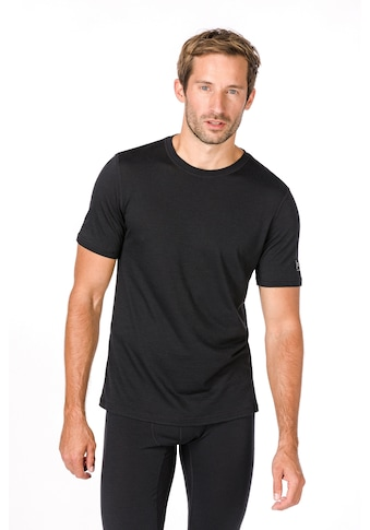 SUPER.NATURAL T-Shirt »M BASE TEE 140«, atmungsaktiver Merino-Materialmix kaufen