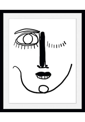 queence Bild »Elisabeth«, Abstrakt, (1 St.) kaufen