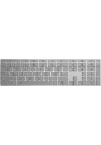 Microsoft Tastatur »Surface Tastatur«, (Ziffernblock) kaufen
