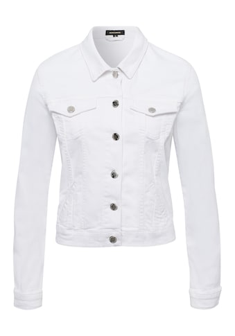 MORE&MORE Color Denim Jacket Active kaufen