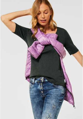 Cecil Rundhalsshirt, aus Bio-Baumwolle kaufen