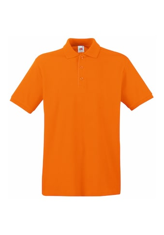 Fruit of the Loom Poloshirt »Premium Herren Polo - Shirt, Kurzarm« kaufen