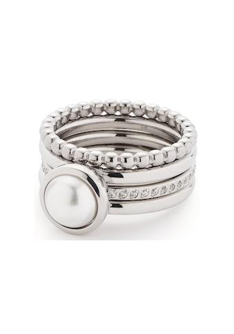 LEONARDO Fingerring »Perla 53« kaufen