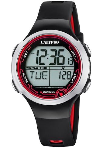 CALYPSO WATCHES Chronograph »Digital Crush, K5799/6« kaufen