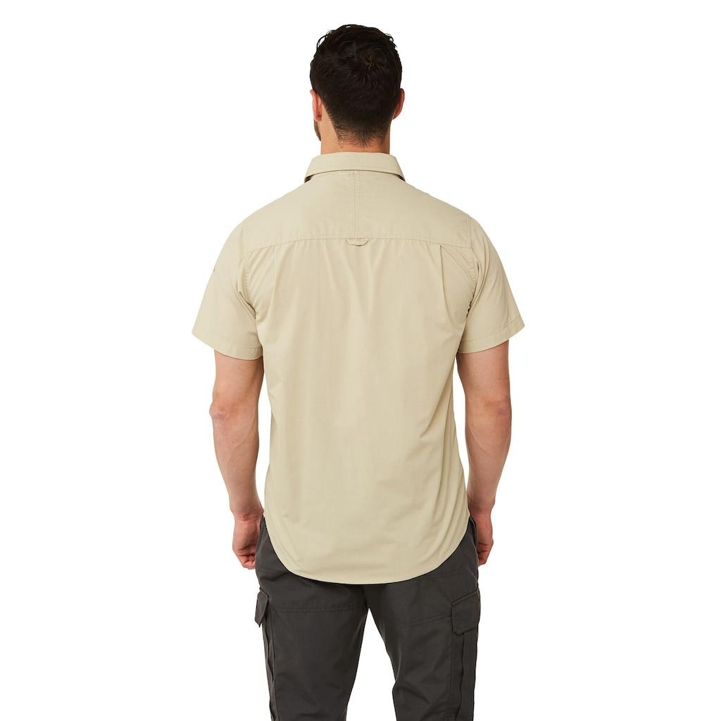Craghoppers Kurzarmhemd »Outdoor Klassik Herren Kiwi«