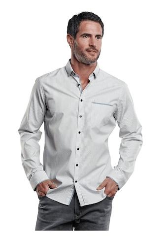Engbers Hemd gemustert kaufen