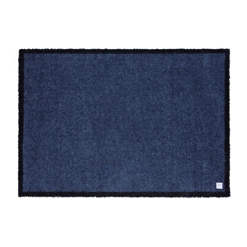 Barbara Becker Fussmatte »Touch«, rechteckig, 10 mm Höhe, Schmutzfangmatte, In- und Outdoor geeignet, waschbar