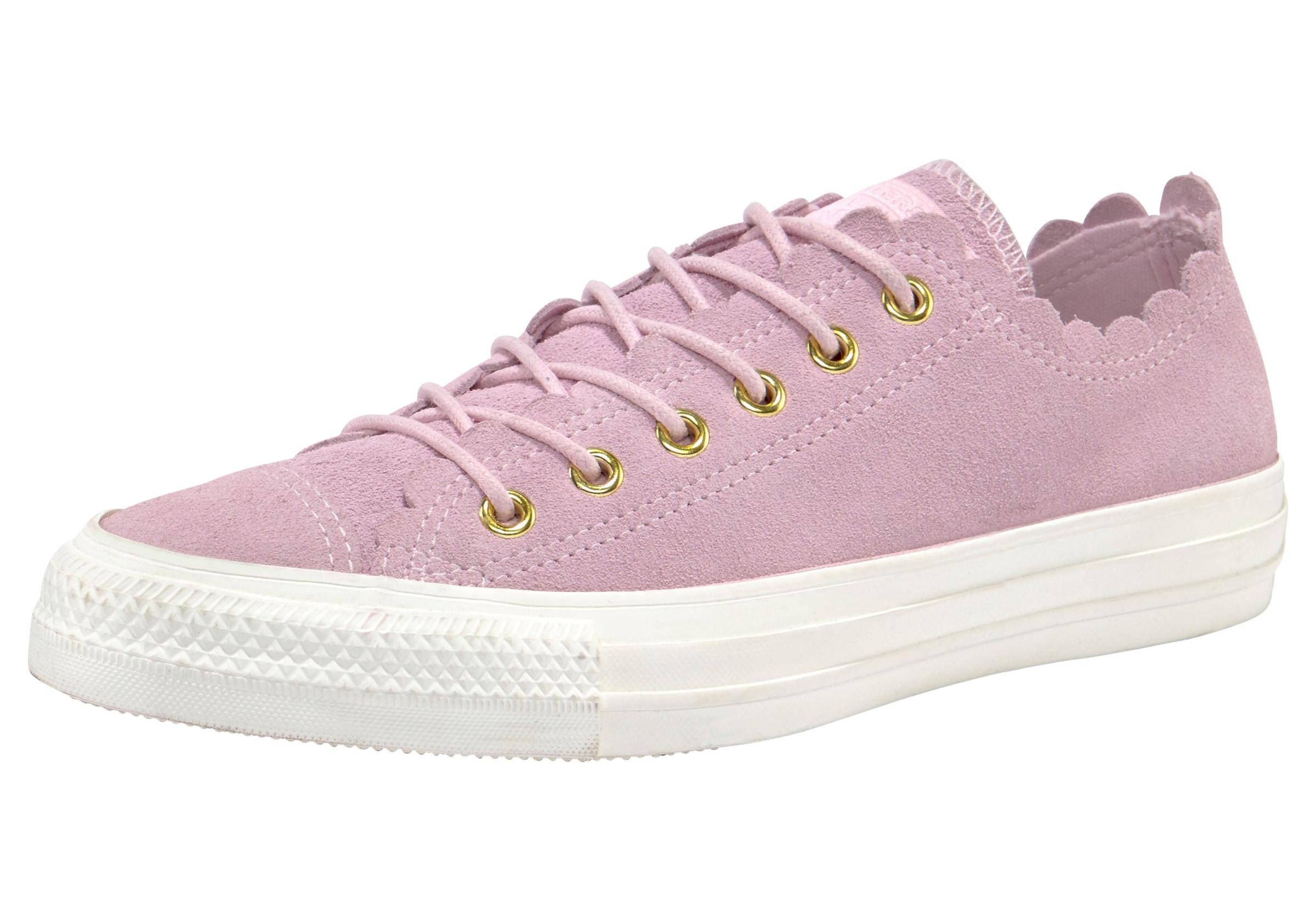 Converse Sneaker »Chuck Taylor All Star Ox Veloursleder«