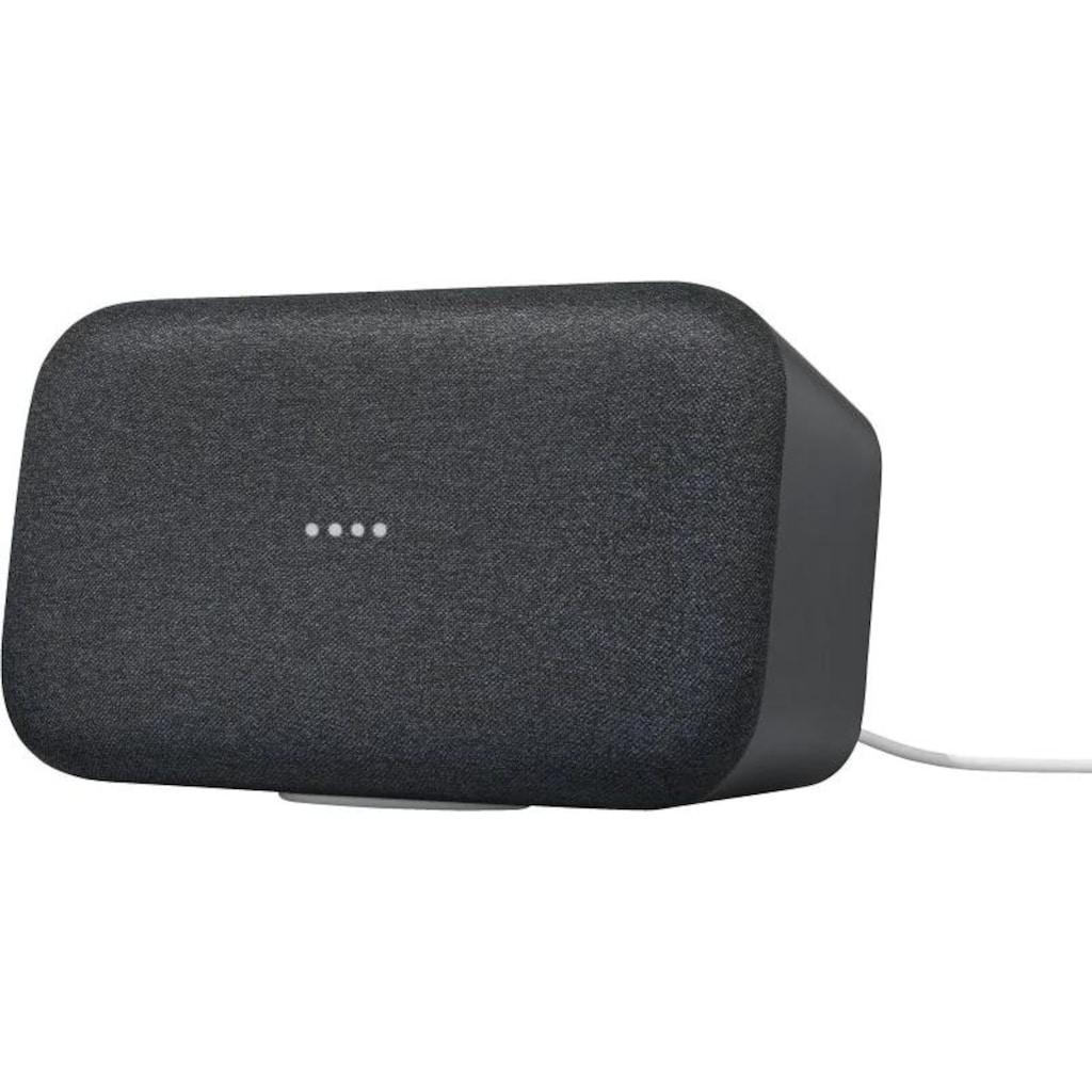 Google Smart Speaker »Carbon«